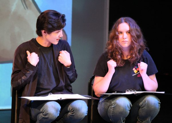 Chance-a-thon 2019: Integrated Arts Student Playwrights from OCSA